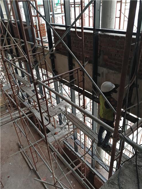 阶梯吊顶施工图解